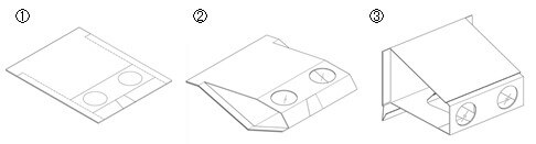 Milbox POST - 製品イメージ