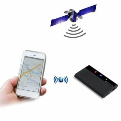 GPSレシーバーGNS 2000 Plus