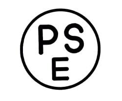 電気用品安全法( PSEマーク)