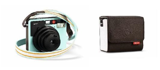 【Leica賞】1名様 賞品 ライカゾフォートミント(アクセサリ)ストラップ、ケース、カラーフィルムパック