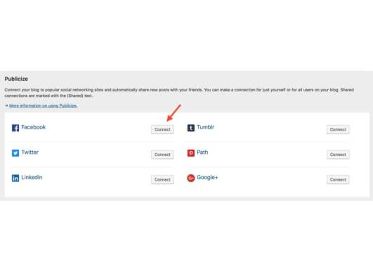 8月1日~ Facebook のプロファイルにはパブリサイズ共有で投稿できなくなった件 (WordPress)