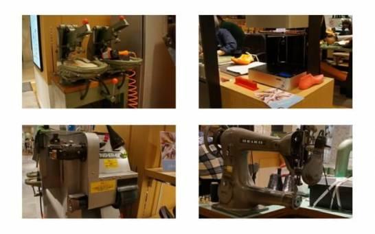 3Dプリンターが婦人靴売り場を活性化!