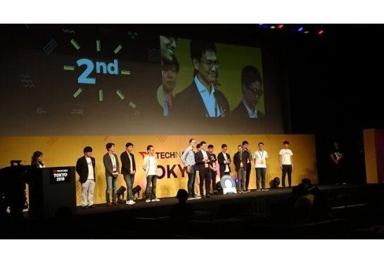 乾電池型IoTの「MaBeee」がアジア最大級のテック・カンファレンス「Tech in AsiaTokyo 2018」のピッチバトルにおいて優秀賞を受賞