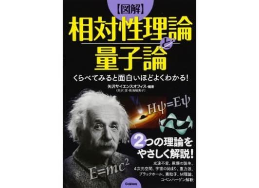 【図解】相対性理論と量子論