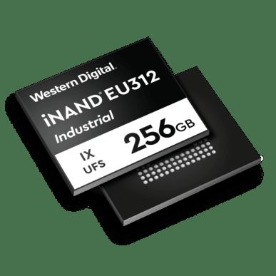 業界初の産業向け3D NAND UFS組み込みフラッシュドライブ - ウエスタンデジタル