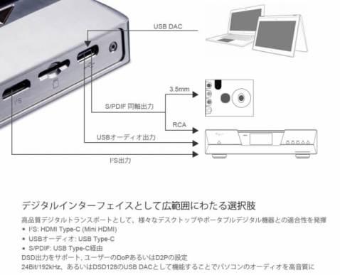 Cayin N8・Nutube真空管搭載デジタルオーディオプレーヤーのご案内