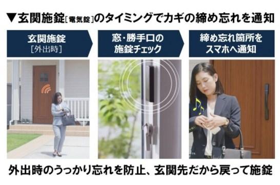 窓・ドアのIoTでカギの締め忘れをスマホに通知 戸締り安心システム「ミモット」 発売!