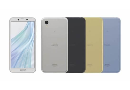 SIMフリースマートフォン AQUOS sense2 <SH-M08>を発売