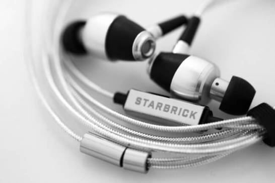 Starbrick Be4イヤホン