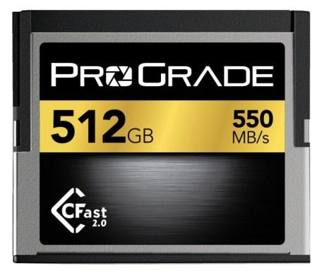 プログレードデジタル CFast 2.0