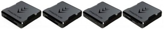 USB3.1 Gen2対応デュアルスロットリーダー:4種類