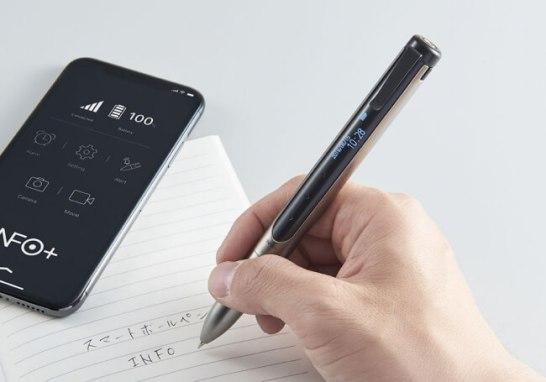 スマートボールペン「インフォ」INF10 - キングジム