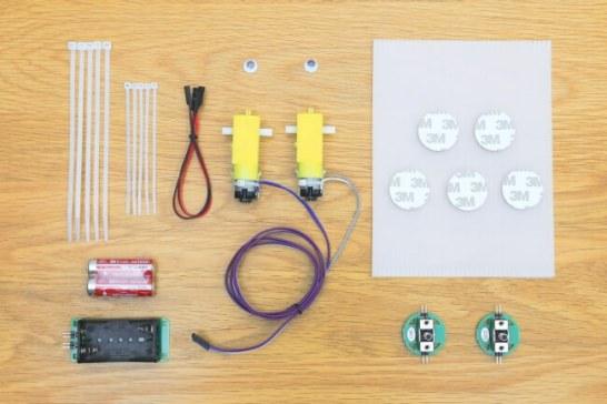 NHKエンタープライズの「小学生ロボコン」予選向けロボットキットをユカイ工学が開発!