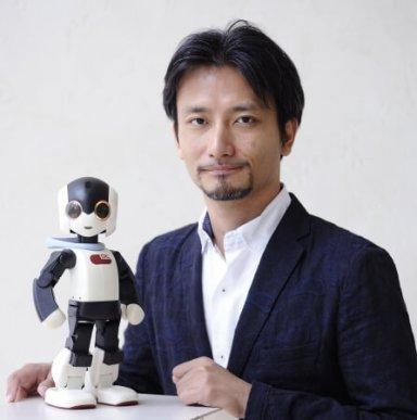 世界的ロボットクリエイター 高橋智隆氏がデザイン・設計
