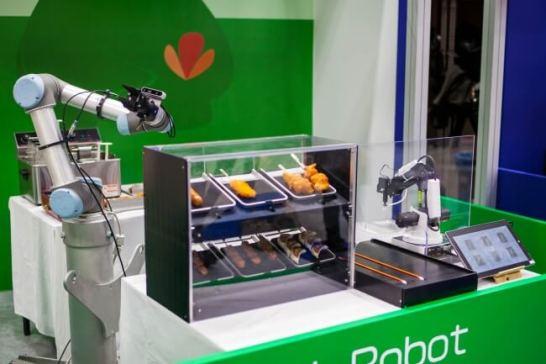 Hot Snack Robot