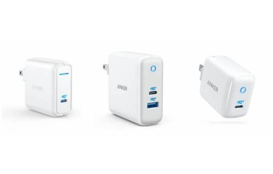 【Anker】PowerIQ 3.0搭載の次世代USB急速充電器シリーズがいよいよ登場!