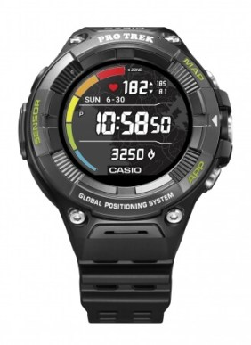 CASIO PRO TREK Smart - WSD-F21HR-BK