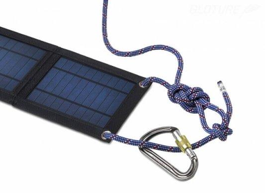 MPPT技術対応のポータブル高性能ソーラー発電機「Infinite Solar 5」