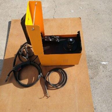 JUNK な MIG130 半自動溶接機の修理