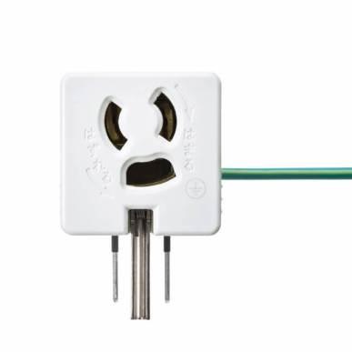 温度ヒューズ内蔵で高温時に機器の電源を遮断する電源アダプタ「TAP-AD9W」