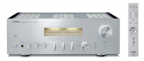 ヤマハ プリメインアンプ 『A-S2200』 カラー:(SP)シルバー/ピアノブラック 本体価格350,000円(税抜)