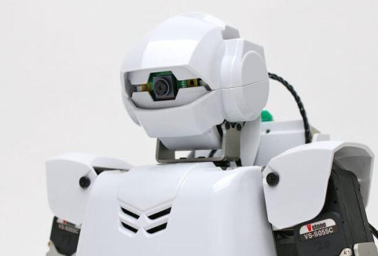Raspberry Pi 4対応のカメラを標準搭載