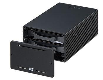 USB3.2 Gen2 RAIDケース「RS-EC22-U31R」