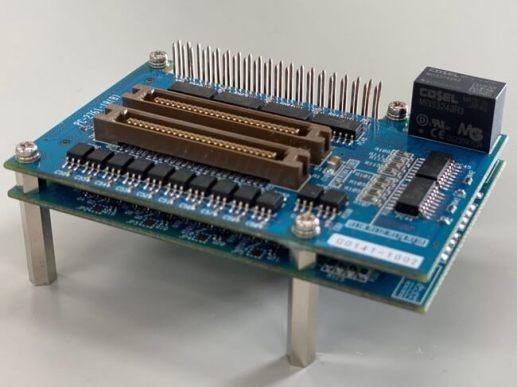 Raspberry Pi I/F対応 4軸モーション・コントローラ