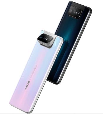 5G対応端末「ZenFone 7」
