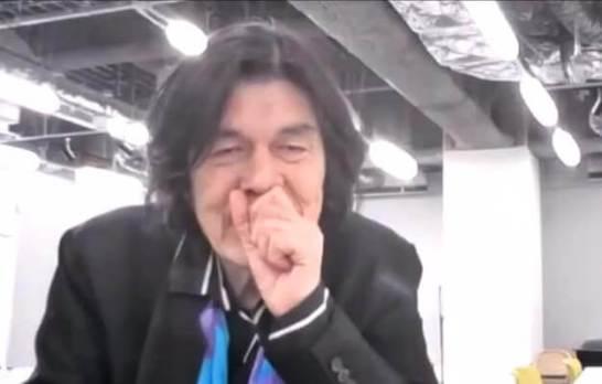河口洋一郎審査員長
