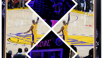Kobe Bryant Mamba Out Picture Worth Custom Framing