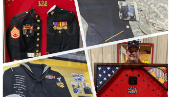 Masters of the military shadowbox