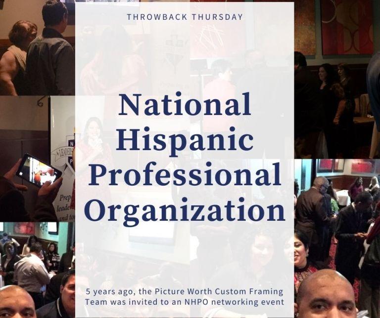 National Hispanic Professional Organization 2016