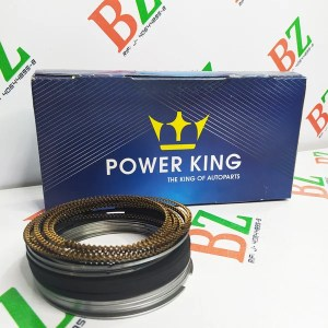 Juego de anillos Ford modelo Super Duty motor 6.2 marca Power King Cod 2M4528 medida 0.50