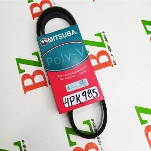 4PK985 Correa Alternador 4PK985 L300 F I marca Mitsuba