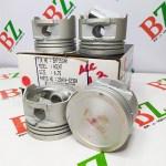 23410 22360 0.30Tk Juego de Pistones Med 0.75 A 0.30 Hyundai Accent motor 1.3 marca TIK Piston Pin