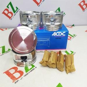 23410 22360 STD Juego de Pistones Med STD Hyundai Accent motor 1.3 marca AcdC