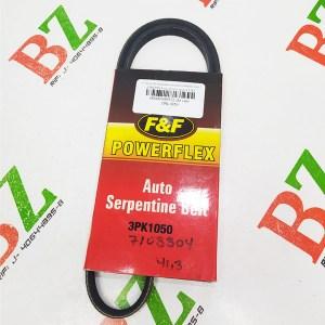 3PK1050 Correa de transmision para adaptaciones 3PK1050 Universal marca F amp F