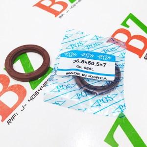 OB3C7 10602B 36.5x50.5x7 Estopera Ciguenal Delt Kia Rio Ford Festiva marca Pos