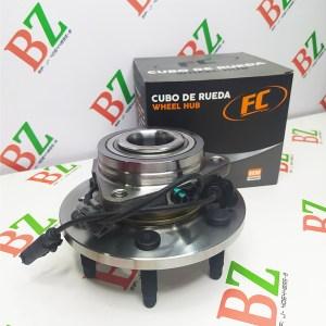 CUBO DE RUEDA CHEV SILVERADO TAHOE 4X4 C ABS COD FC515096