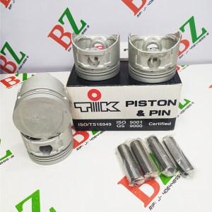 PISTONES 0.75 HYUNDAI EXCEL MOTOR 1.3 MARCA TIK COD P3054 0.30