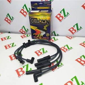 CABLES DE BUJIAS DAEWOO RACER CIELO MOTOR 1 5 MARCA CROWN COD 2 4706