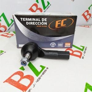 FCFOC548 TERMINAL DIRECCION EXTERNO RH FORD ECOSPORT MARCA FC