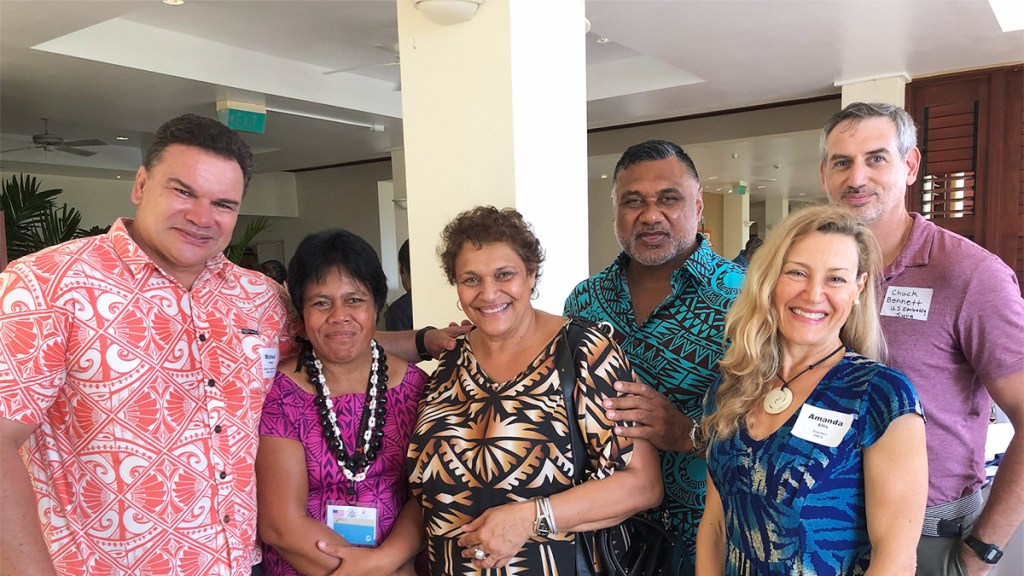 US-South Pacific Scholarship Program Alumni Meet in Fiji