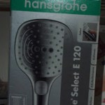 Hansgrohe – Raindance Select E 120
