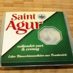 Im Test: Saint Agur Käse #rsaintagur #gesponserter Post