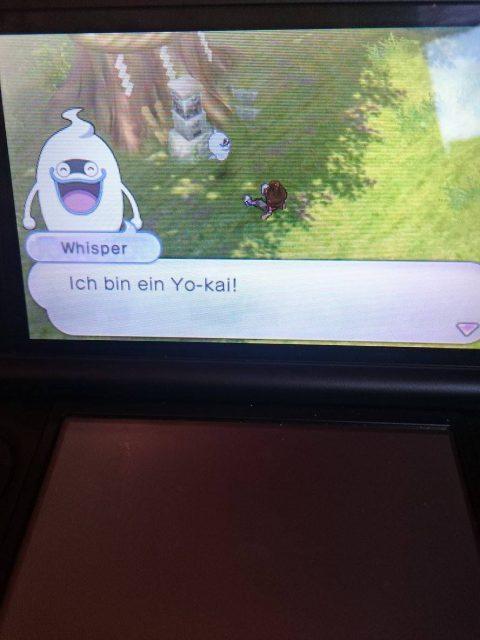 Yo-Kai Watch Whisper
