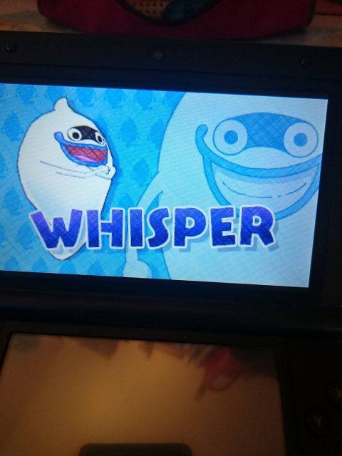Yo-Kai Whatch Whisper