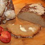 Alte Bäckertradition neu aufgelebt #roggensauerteigbrot #rezept #selbstgemacht #mitliebegemacht
