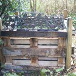 Hochbeet aus Euro-Paletten – Anleitung zum selbermachen